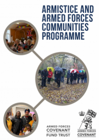 Armistice and Armed Forces Communities Programme evaluation report