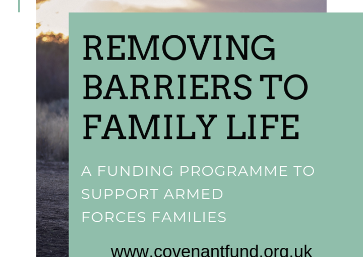 Removing Barriers to Family Life