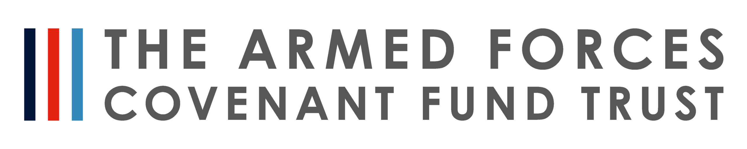 Armed Forces Covenant Fund Trust full colour logo