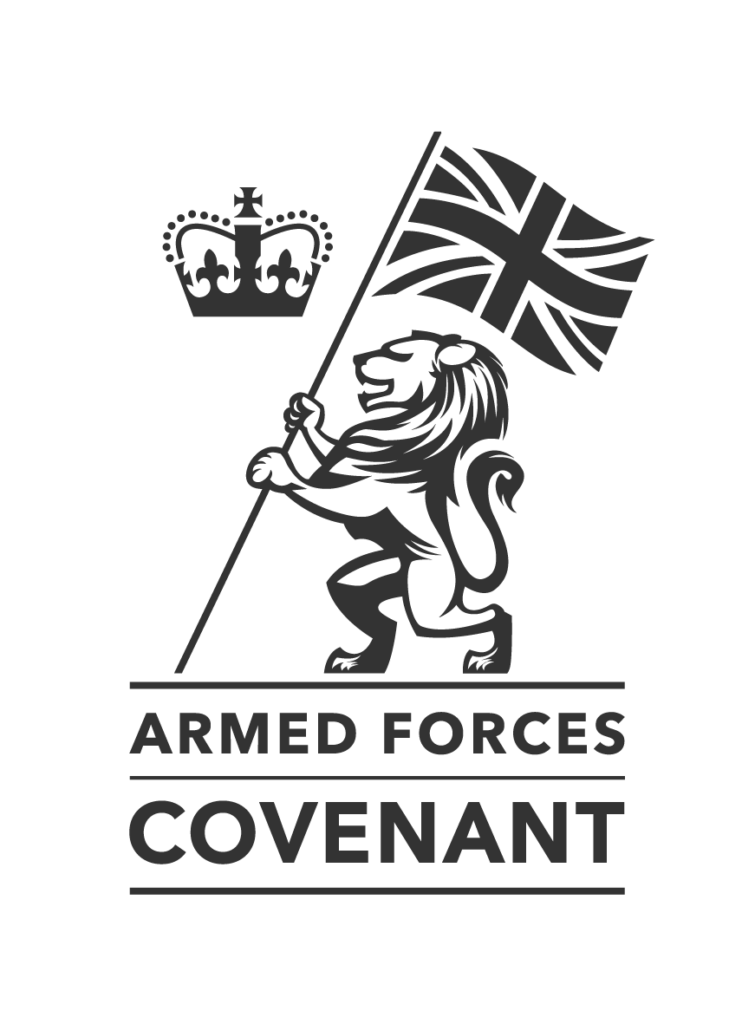 Armed Forces Covenant Lion Logo