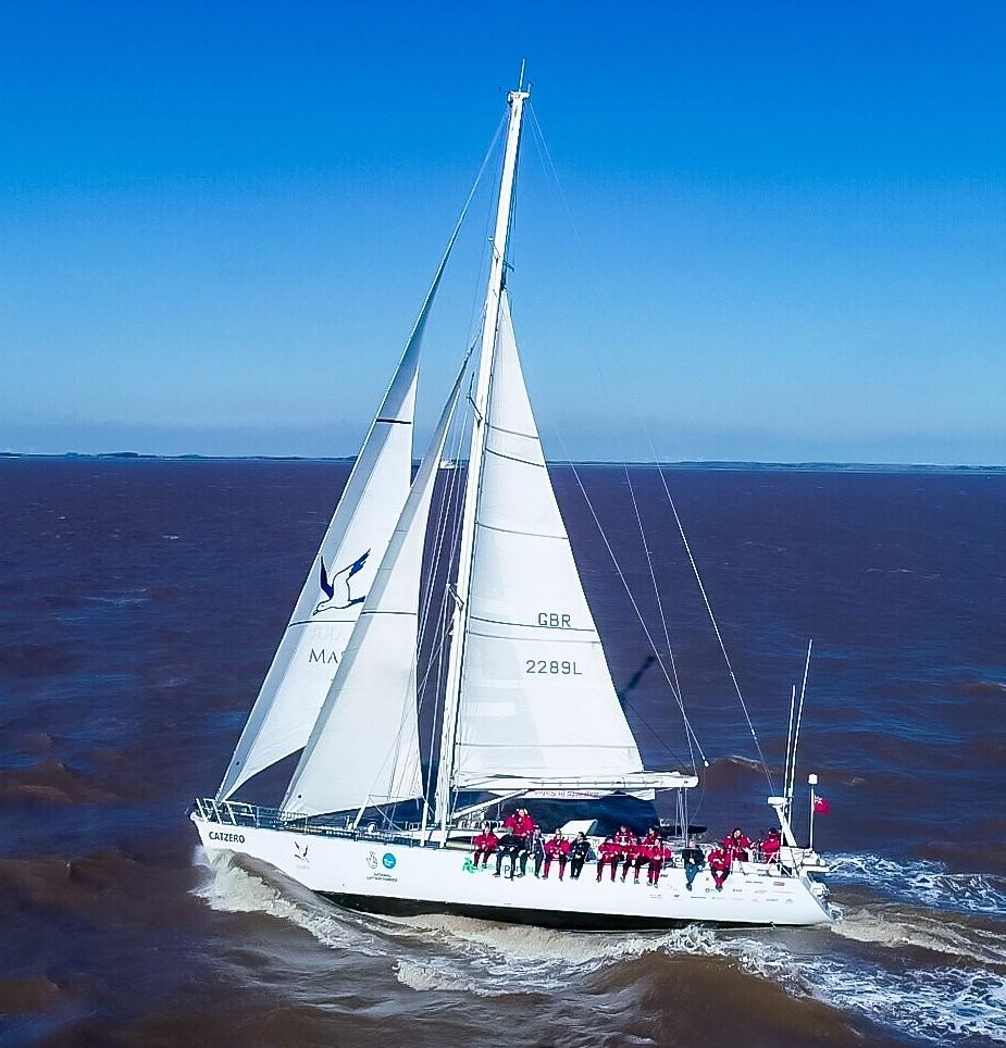 Catzero- Yacht on water