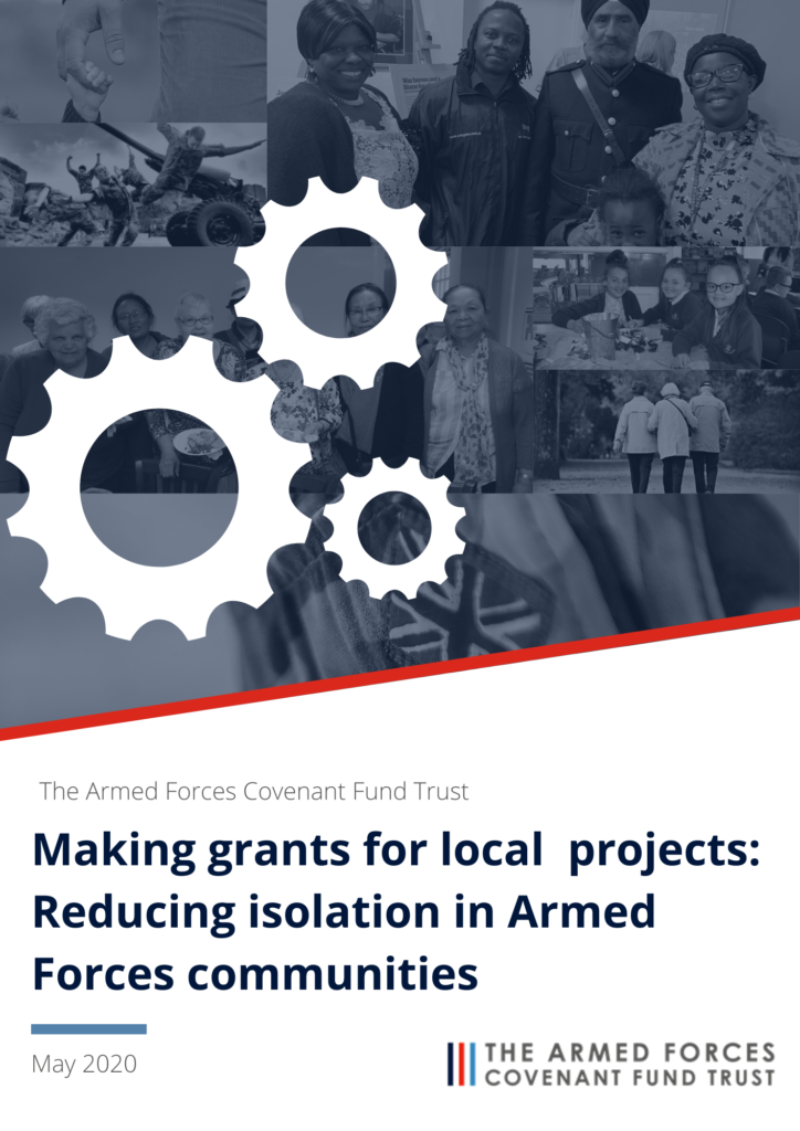 Local Grants consultation report