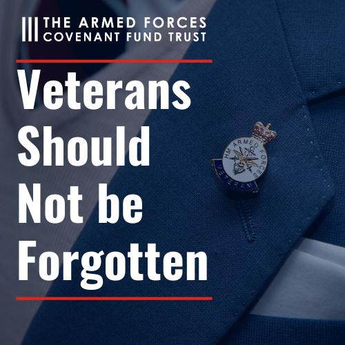 The Veterans Should Not Be Forgotten Programme