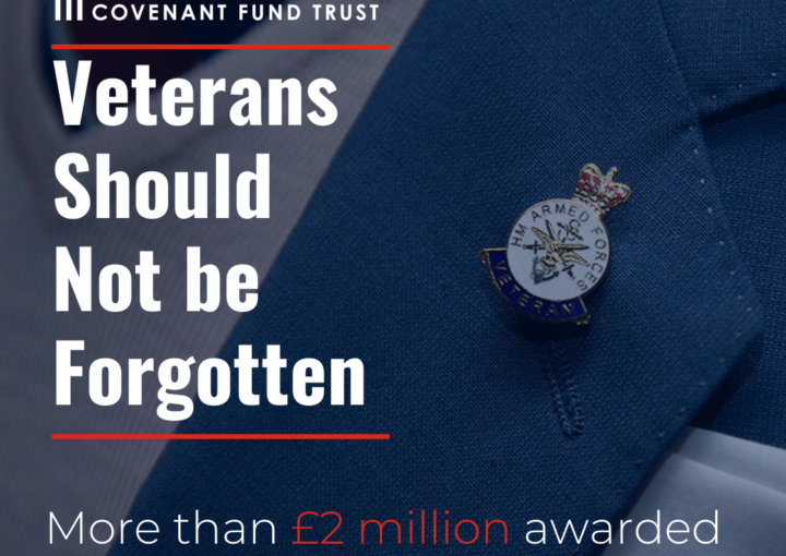 Veterans Should Not Be Forgotten programme