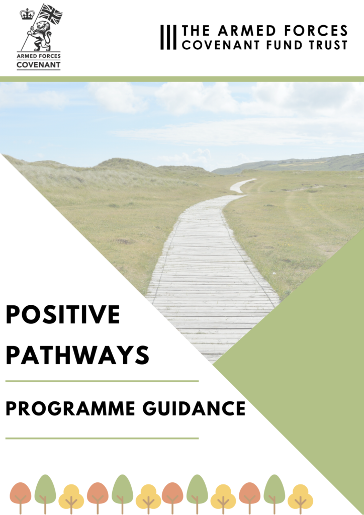 Positive Pathways Programme Guidence