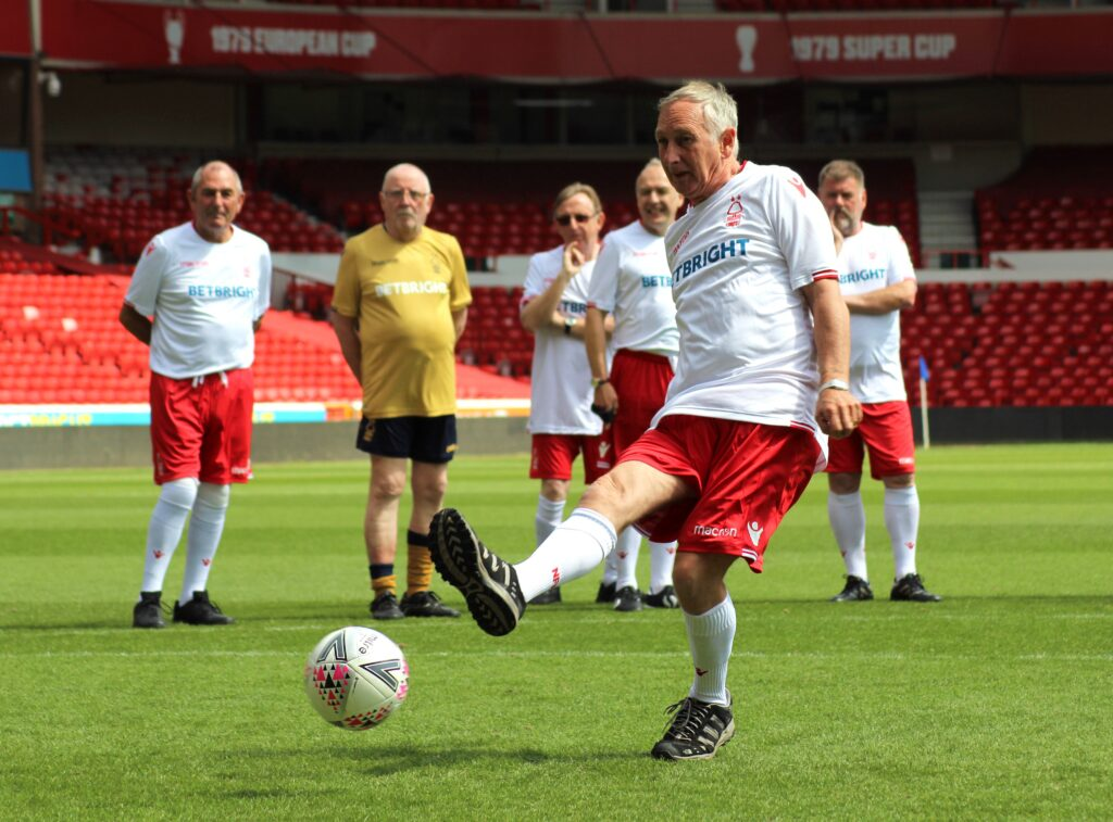 Notts Forest FC football