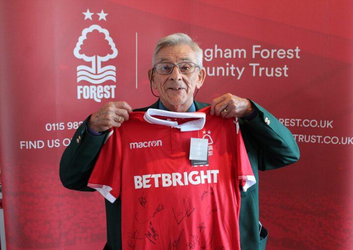 Notts Forest FC member