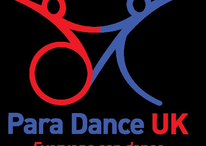 Para Dance UK logo