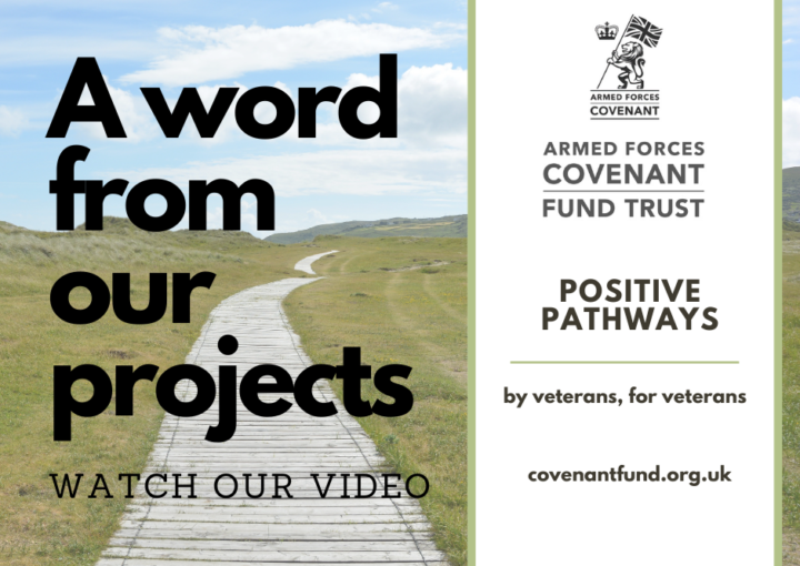 A word from our project - Positive Pathways